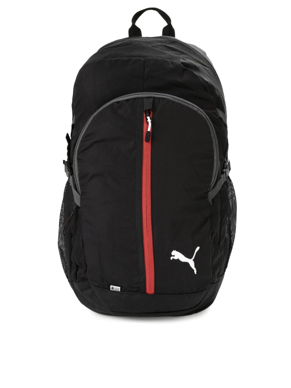 eb1d43b351 Puma 7375801 Black Backpack - Best Price in India | priceiq.in
