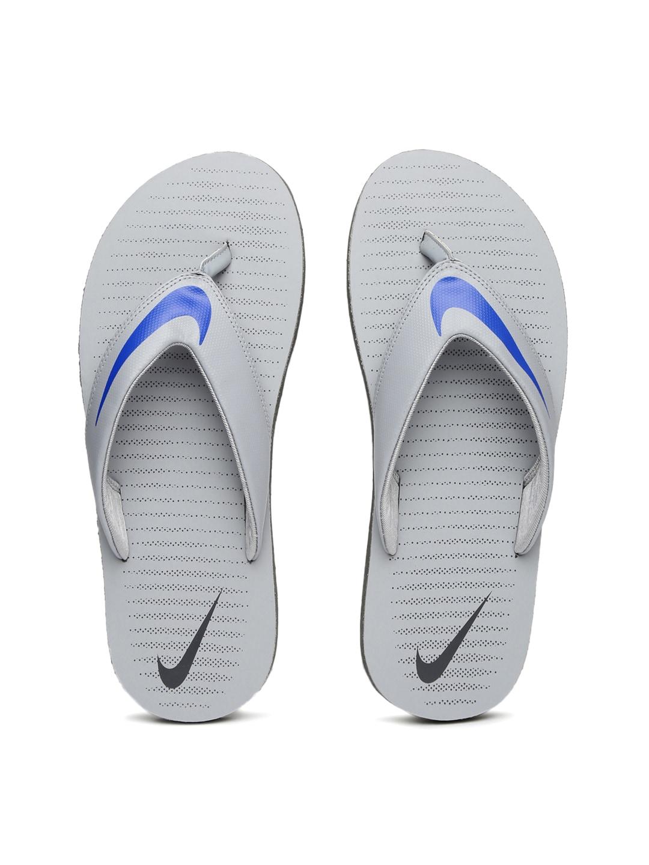 22a3dba99 Nike 833808-005 Men Grey Chroma Thong 5 Flip Flops - Best Price in ...
