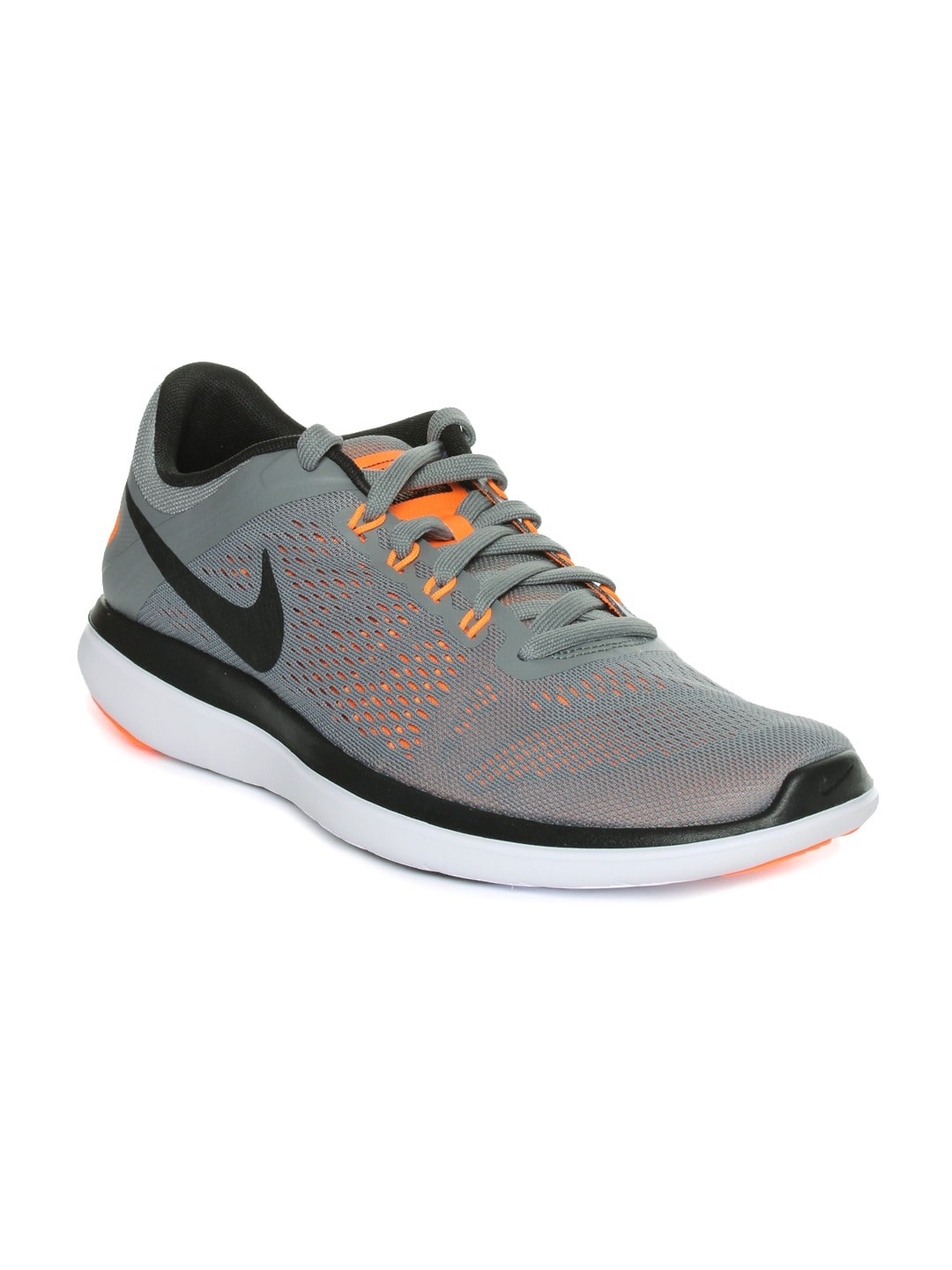 16e14ef60a4c Nike 830369-010 Men Grey Flex 2016 Running Shoes - Best Price in India