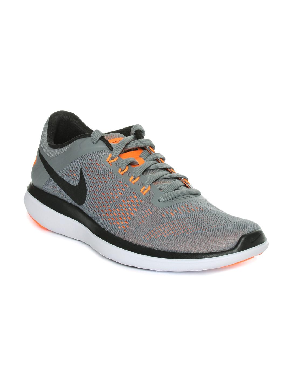 a75afe84e8725b Nike 830369-010 Men Grey Flex 2016 Running Shoes - Best Price in ...