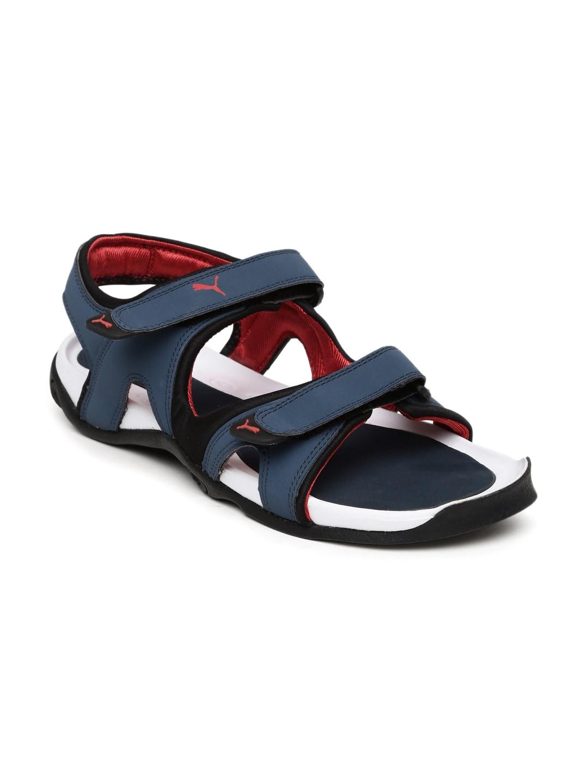 b9a4f780a71 Puma 18930501 Men Navy Blue Jimmy Dp Sports Sandals- Price in India
