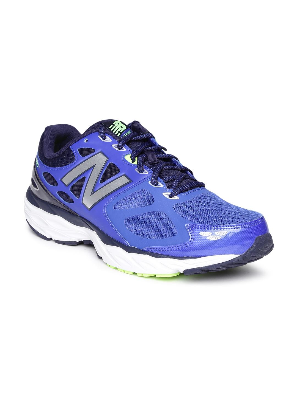 880451b82cec0 New balance m680lp3-blue Men Blue M680lp3 Running Shoes - Best Price ...