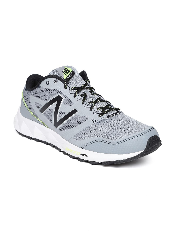 0c502d2e8 New balance mt590lg2 Men Grey Mt590lg2 Running Shoes- Price in India