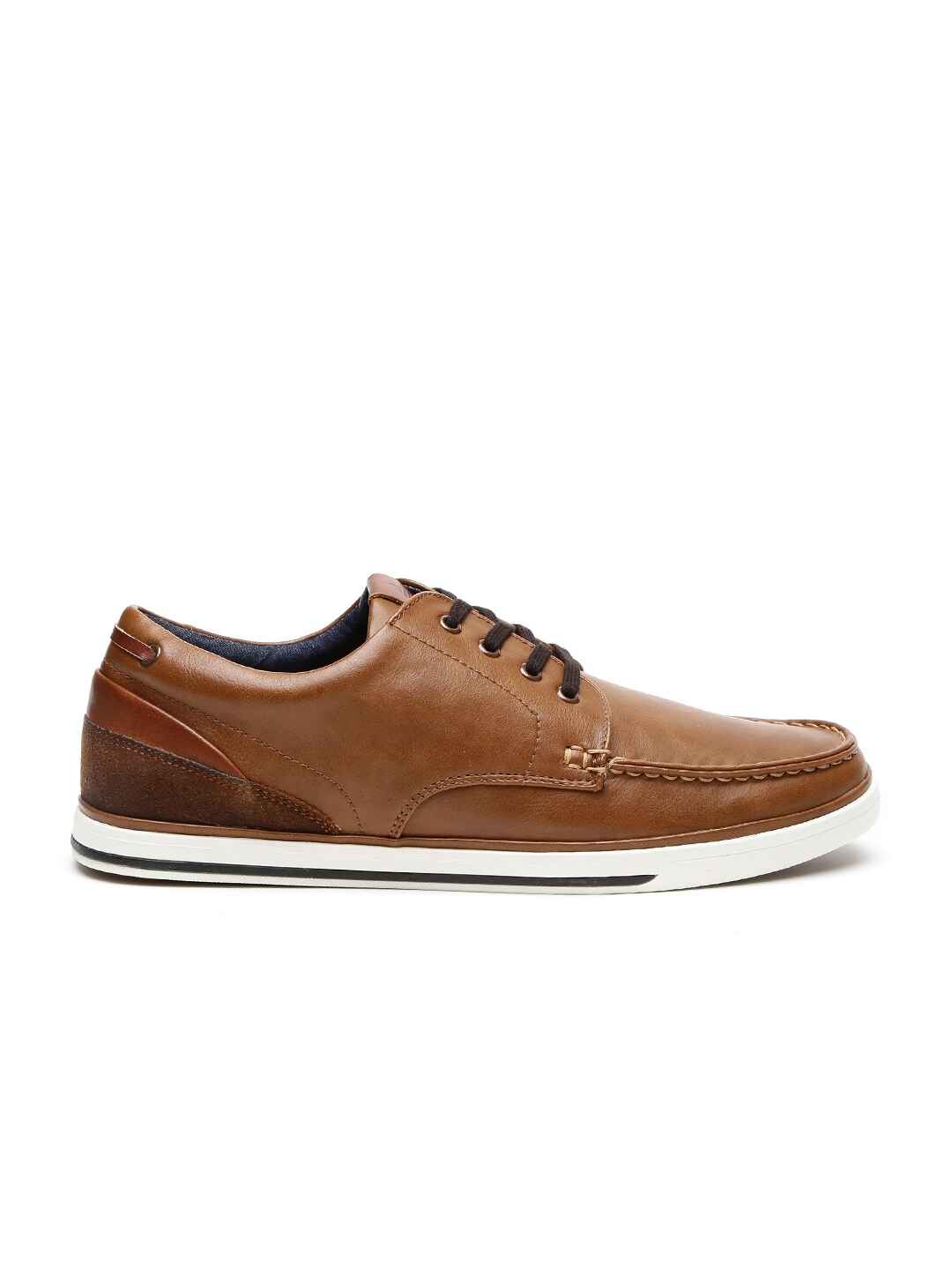 2e18dbdc249 Aldo myn1581682 Men Brown Solid Regular Sneakers - Best Price in ...
