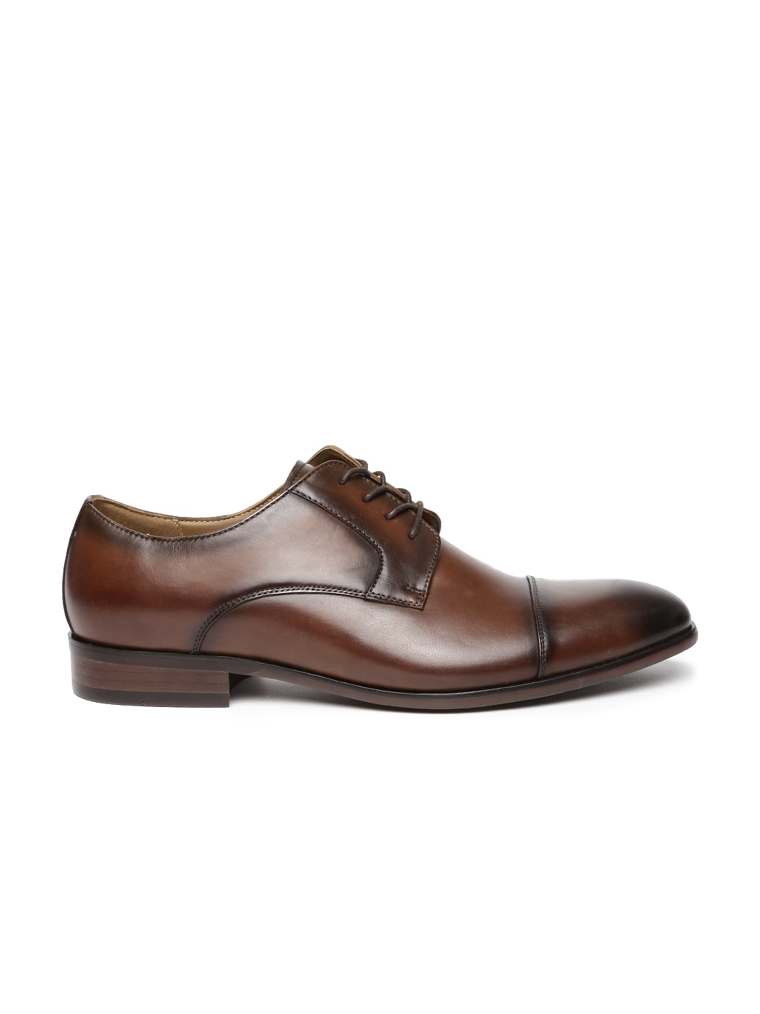 3eba3fe95ed Aldo myn1581748 Men Brown Galerrang Leather Derbys - Best Price ...