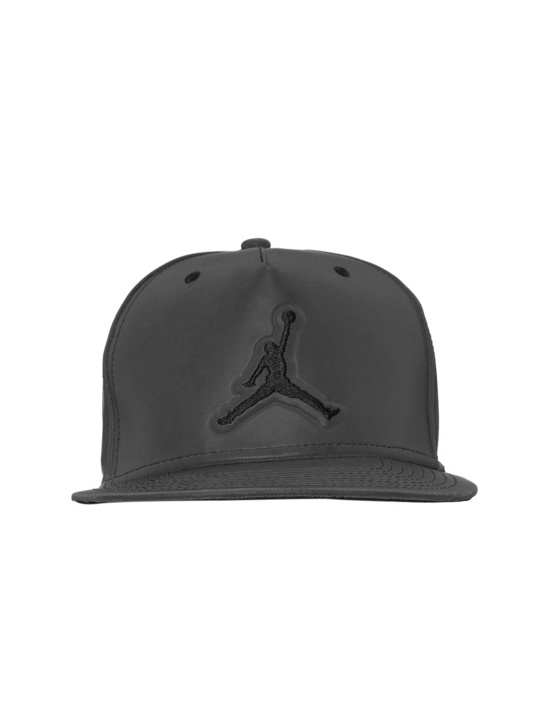 ae08e1bf6aa389 Nike 513405-456 Unisex Blue And Black Jordan True Jumpman Snapback ...