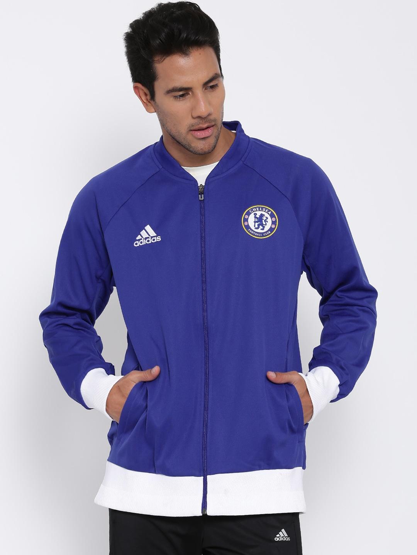 Adidas x51098 Men Chelsea White Jacket Best Price in India
