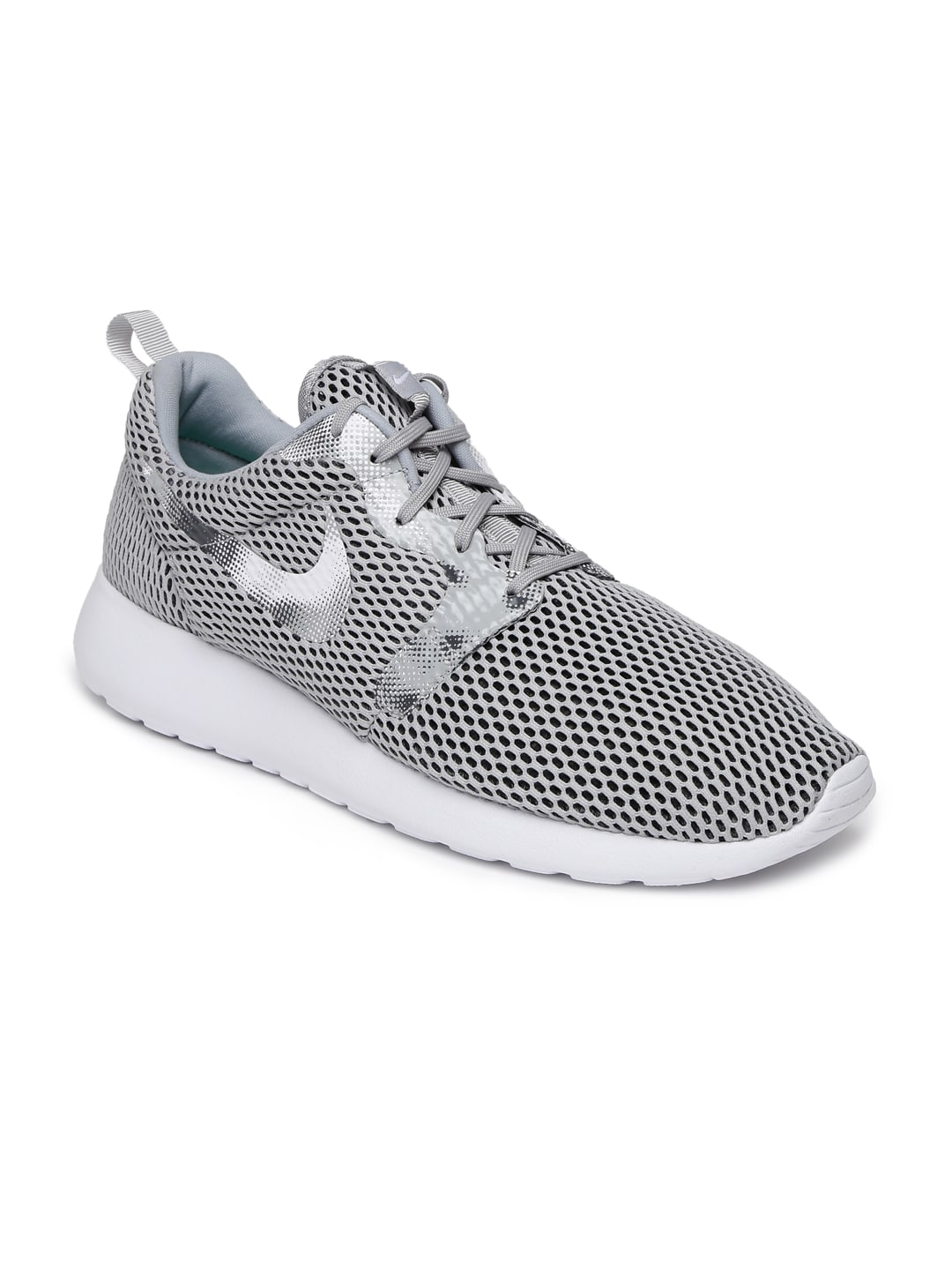 e2bc27314941 Nike 859526-001 Men Grey Roshe One Hyp Br Gpx Sneakers- Price in India