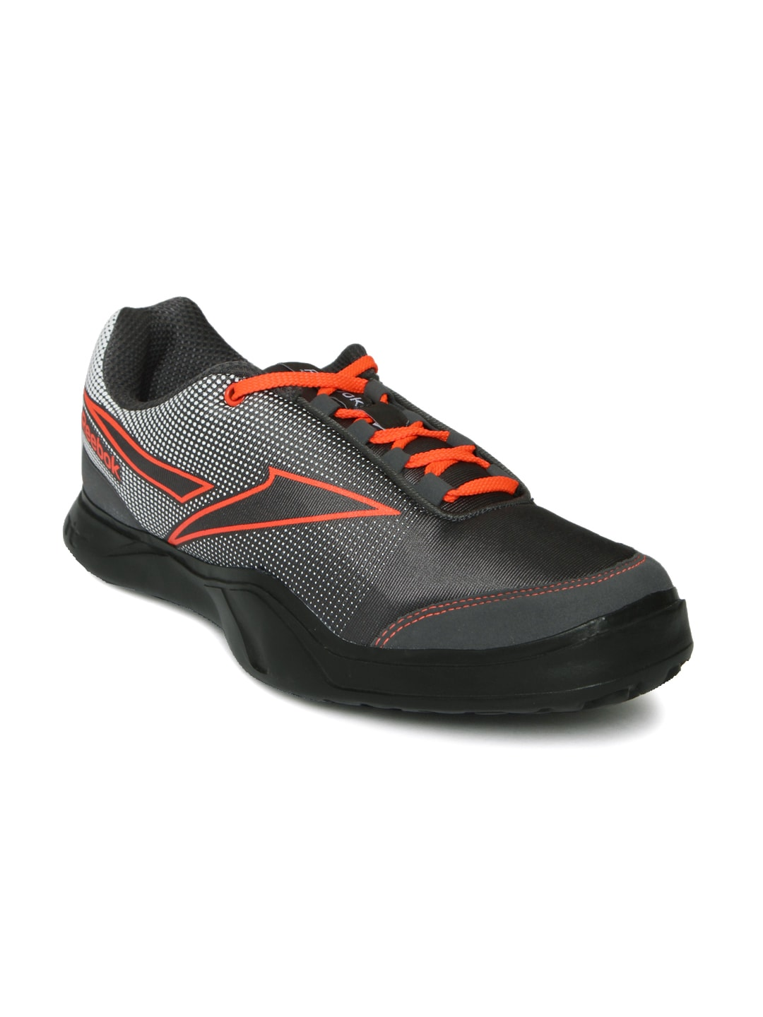 best website 10e88 27a64 Reebok bd3712 Men Charcoal Grey And White Athletic Run 2 0 Running Shoes-  Price in India