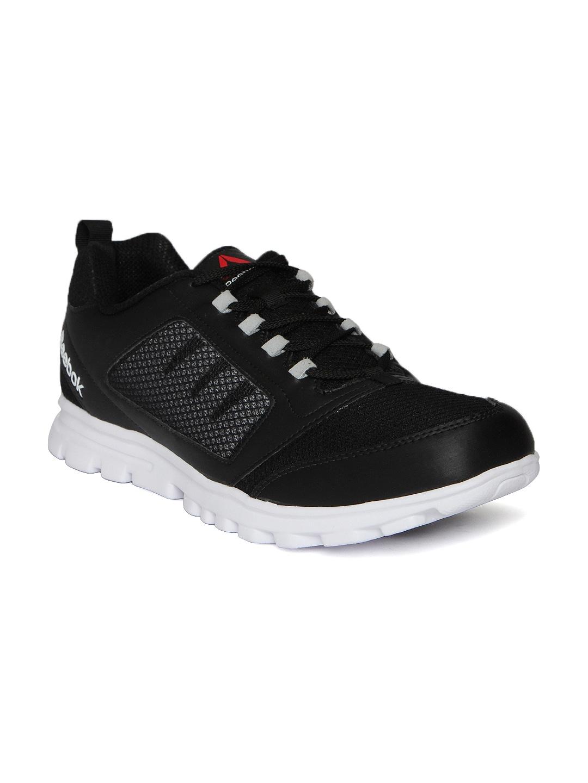 14e56b0732f4 Reebok bd4076 Men Black Speed Xt Running Shoes - Best Price in India ...