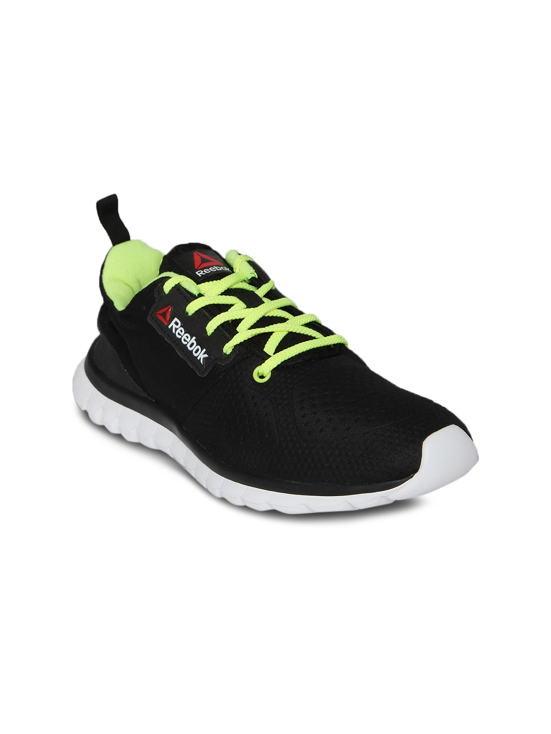 8118e4cbc869 Reebok bd5818 Women Black Sublite Aim 2 0 Running Shoes- Price in India