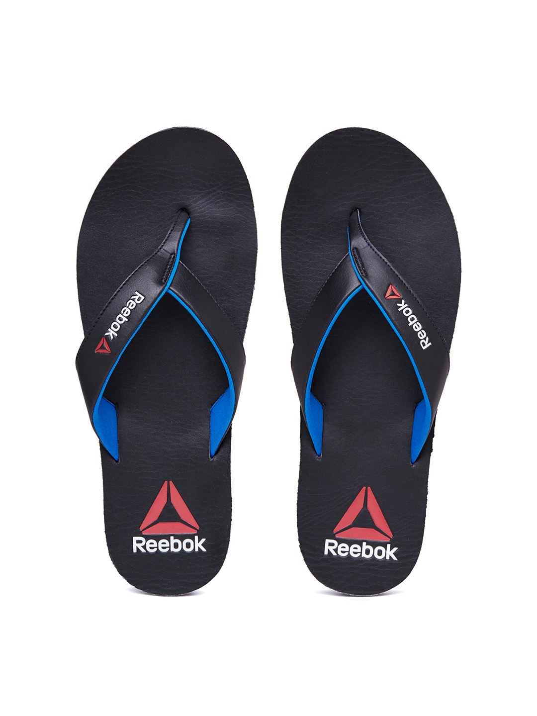1c9da1cf748 Reebok bd3878 Men Black Advent Flip Flops - Best Price in India ...