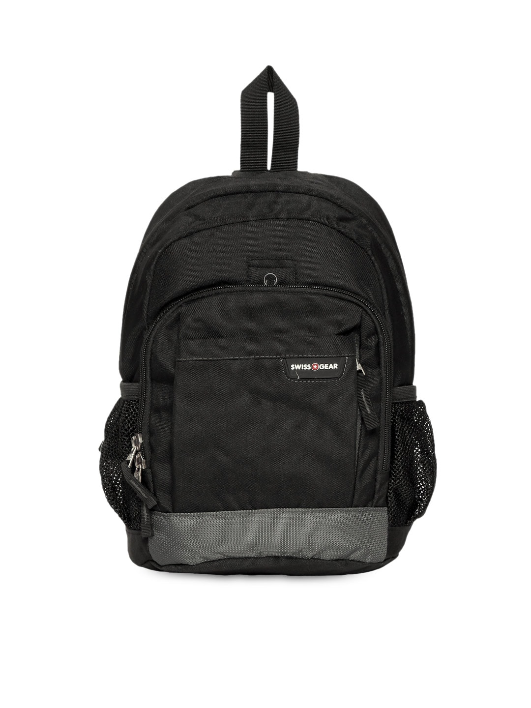 dd77ad084bfe Swiss gear 2310204551 Unisex Black Backpack - Best Price in India ...