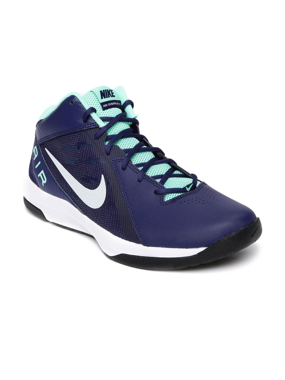 f8b0c485437 Nike 831572-401 Men Navy Air Overplay Ix Basketball Shoes - Best ...