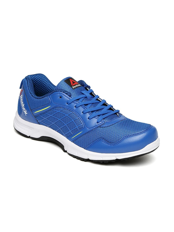 581383d36076 Reebok bd3724 Men Blue Road Rush Running Shoes - Best Price in ...