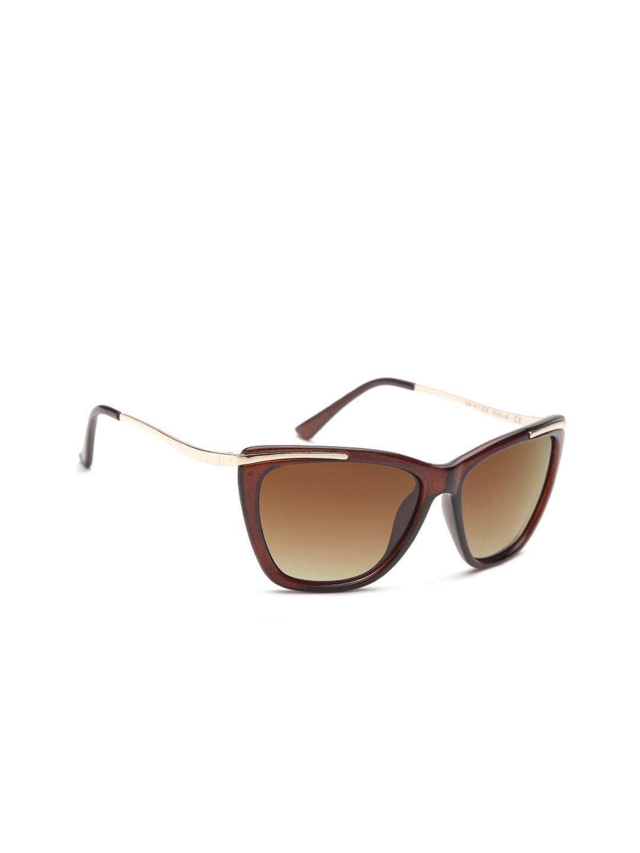 caba9b5f8e0f Daniel klein dk4133-col2 Women Polarised Cat Eye Sunglasses Dk4133- Price  in India