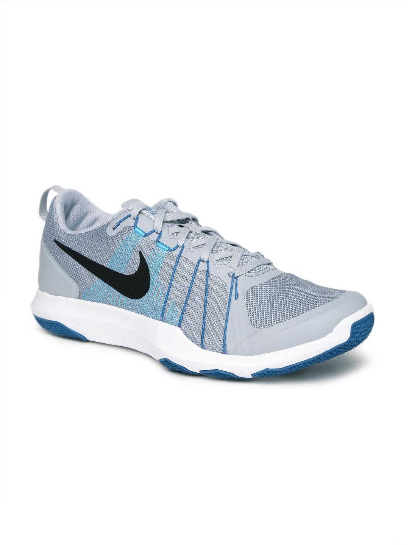 bd3e36dc2091 Nike 831568-005 Men Grey Flex Train Aver Training Shoes- Price in India