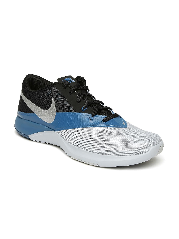 Nike 844794-005 Men Grey Fs Lite Colourblocked Trainer 4 Training ... cf98eecc1