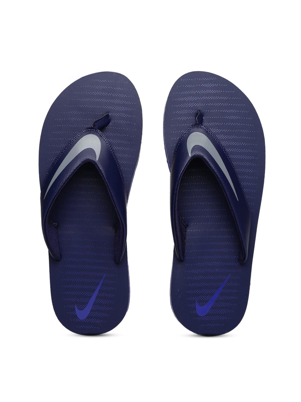 3de9d310487 Nike 833808-404 Men Navy Flip Flops - Best Price in India