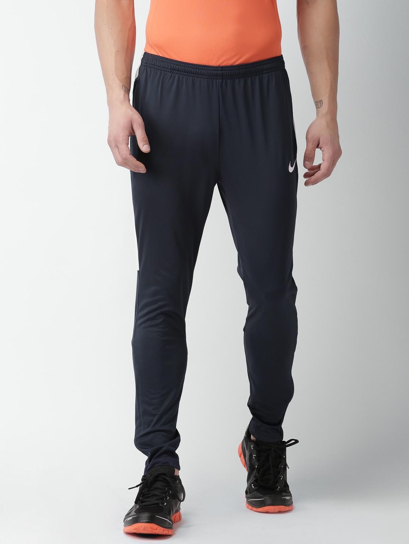 aa27c81c26daa Nike As Dry Acdmy Kpz Navy Blue Football Track Pants for men price ...