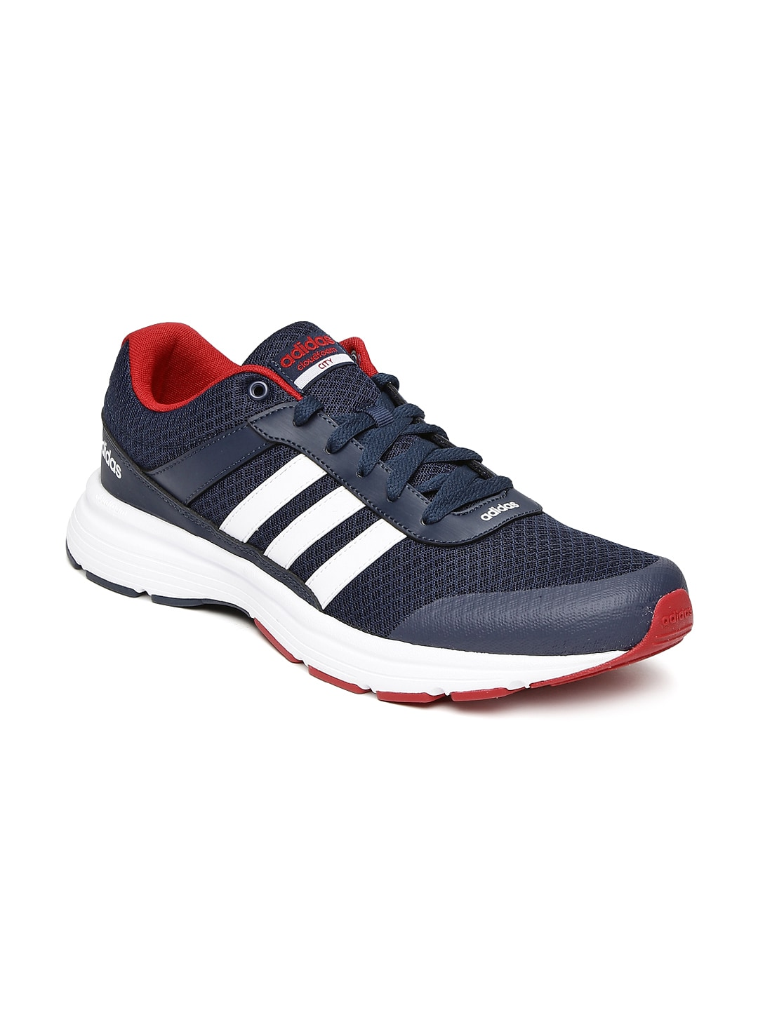 online retailer f6360 a8cee Adidas aq1345 Neo Men Navy Cloudfoam Vs City Sneakers- Price in India