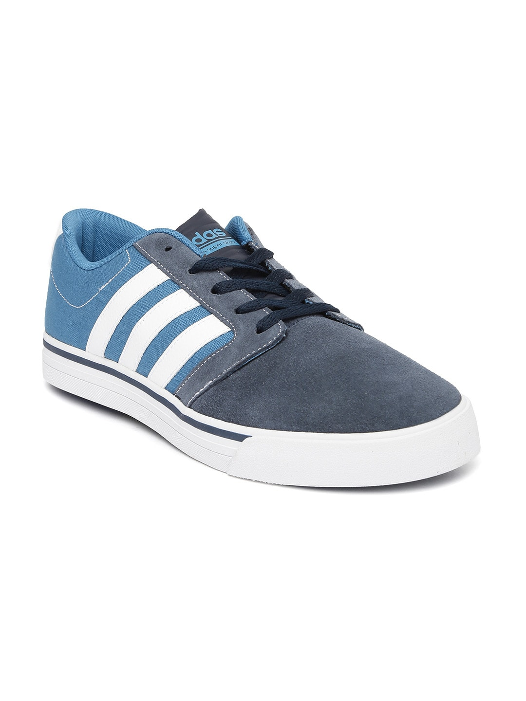 size 40 cc3a2 2b060 ... adidas neo leather red grey ...