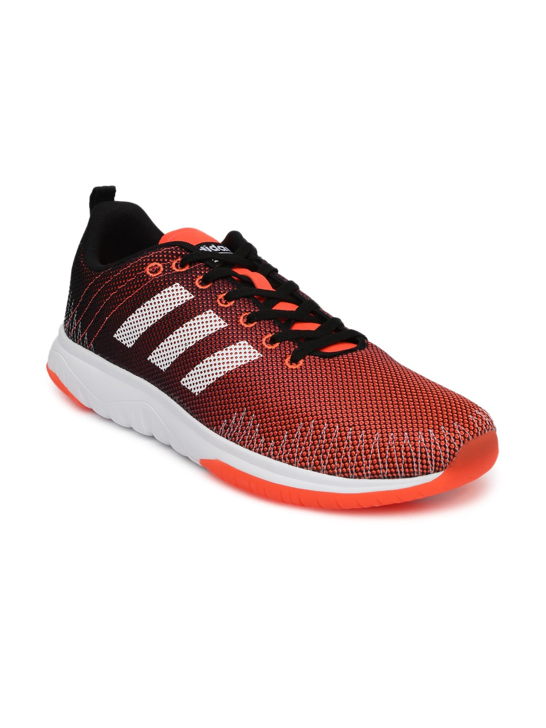 Adidas aw4175 Neo Men Red Solid Cloudfoam Super Flex Sneakers- Price in  India fa30e72de