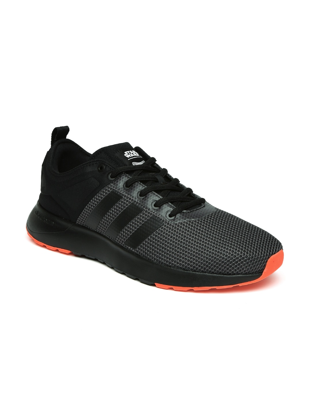 Adidas aw4269 Neo Men Charcoal Cloudfoam Super Racer Sneakers- Price in  India 67186104f