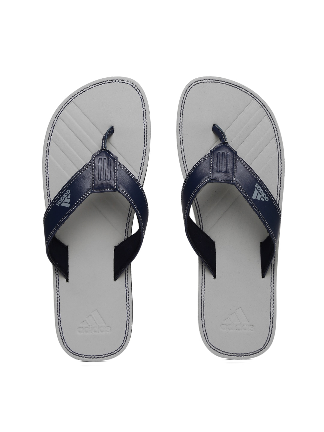 f17ce62fb972 Adidas bi4459 Men Navy And Grey Brizo 4 0 Ms Flip Flops - Best Price ...