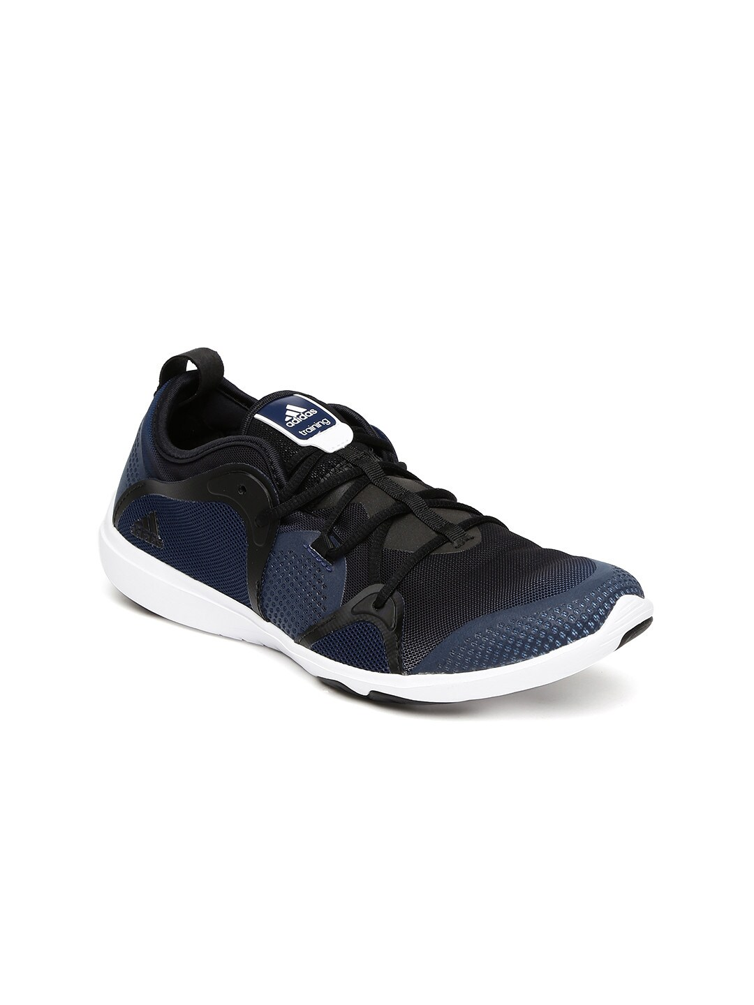 the latest e54a8 8a65b Adidas ba8725 Women Black Adipure 360 4 Training Shoes- Price in India