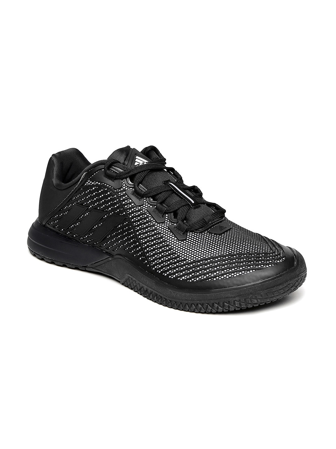 0aba1d1a0926a Adidas b08194 Men Black Shove Basketball Shoes - Best Price in India ...