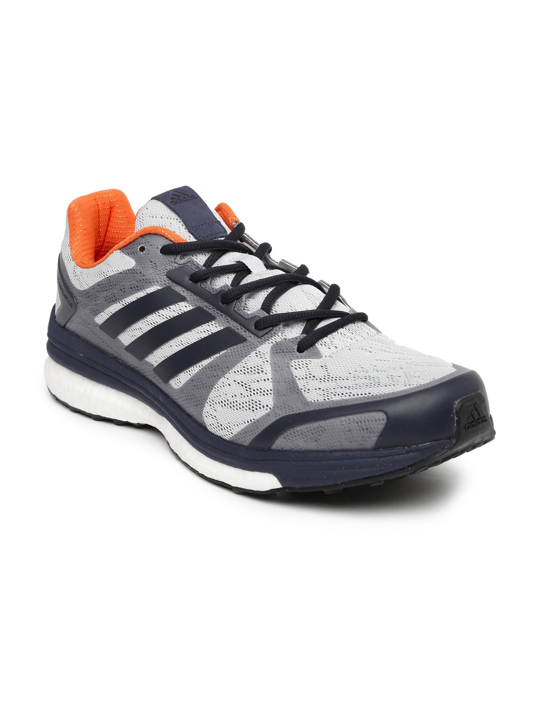 Adidas bb1612 Men Grey Supernova Sequence 9 M Running Shoes- Price in India e547b7d2659