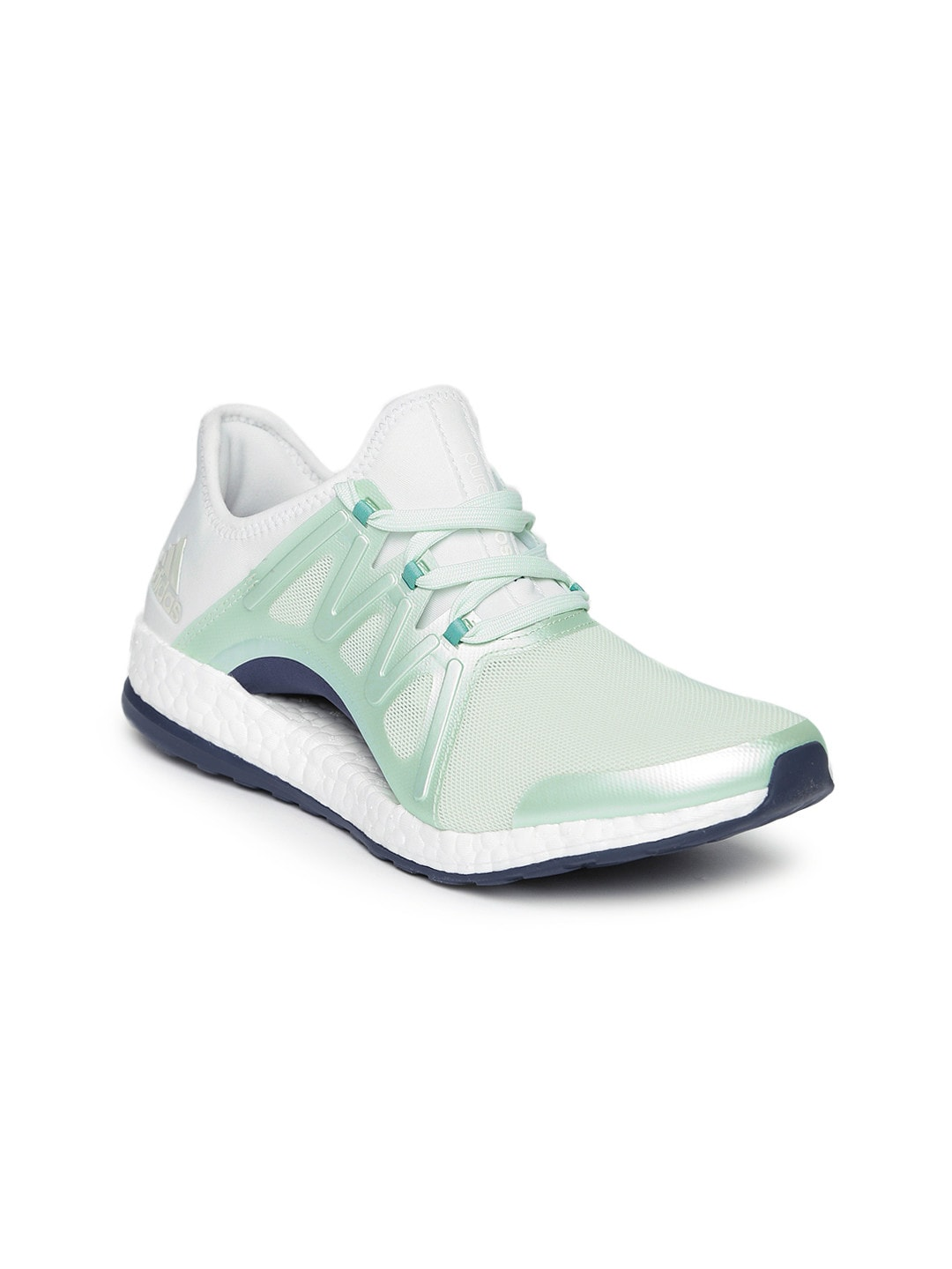 45c555c69 Adidas bb1732 Women Green And White Pureboost Xpose Running Shoes- Price in  India
