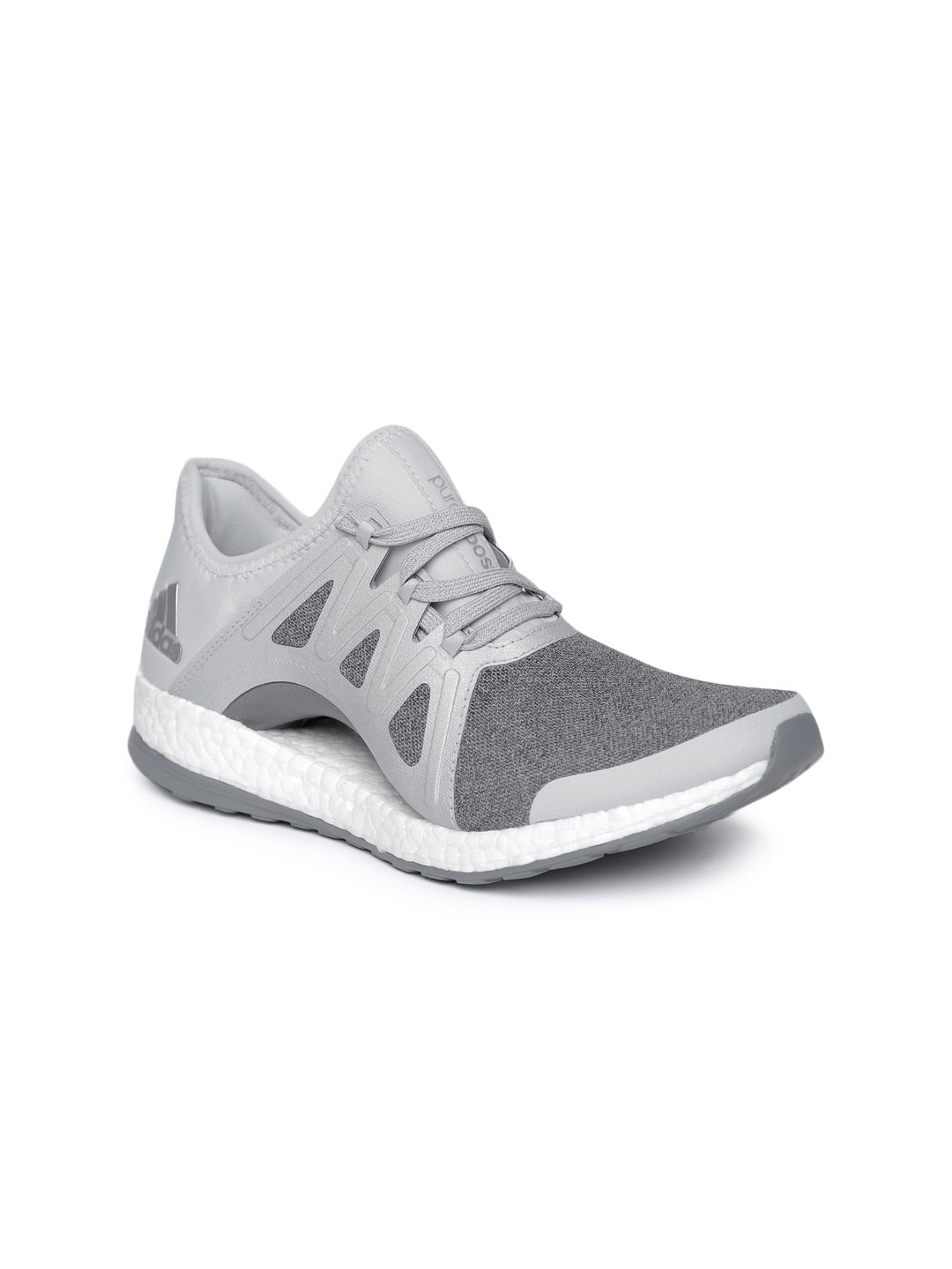 9f75e7f05e869a Adidas bb1734 Women Grey Pureboost Xpose Running Shoes- Price in India