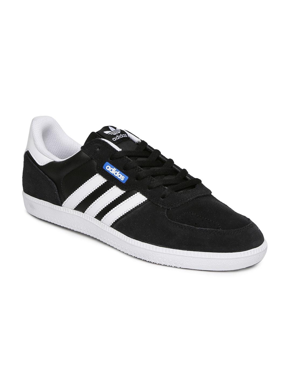 official photos 18627 07b26 Adidas bb8530 Originals Men Black Leonero Leather Sneakers- Price in India.  adidas-style code- bb8530