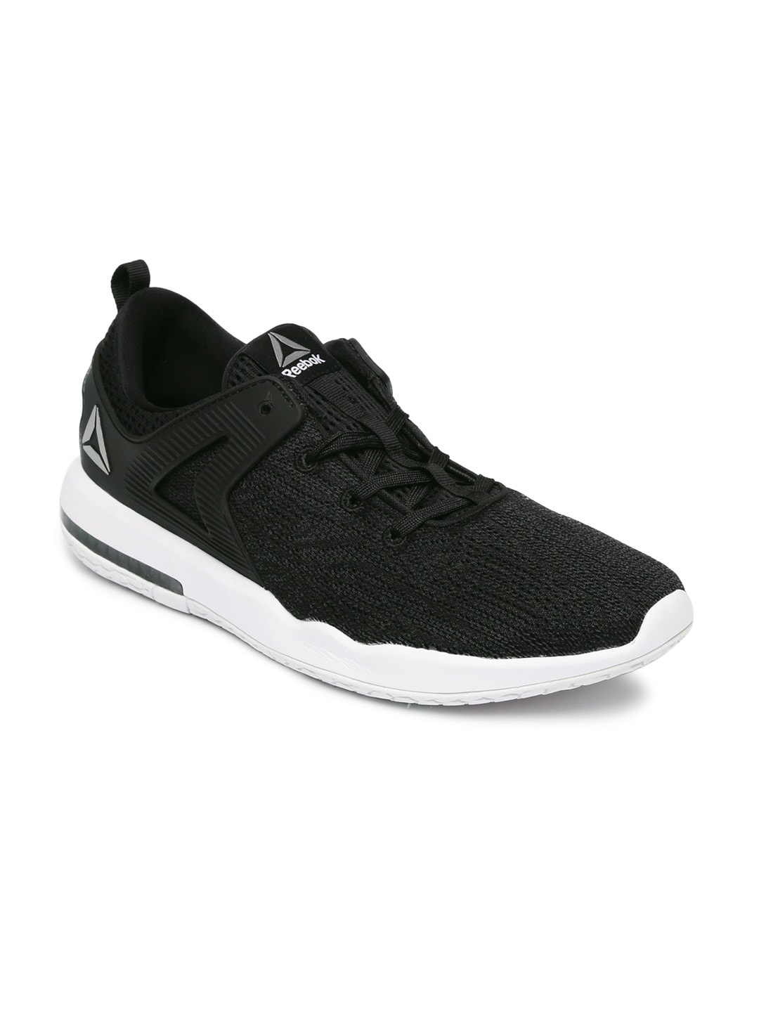 e3b7d0ed01c Reebok bd3634 Men Black Zest Running Shoes - Best Price in India ...