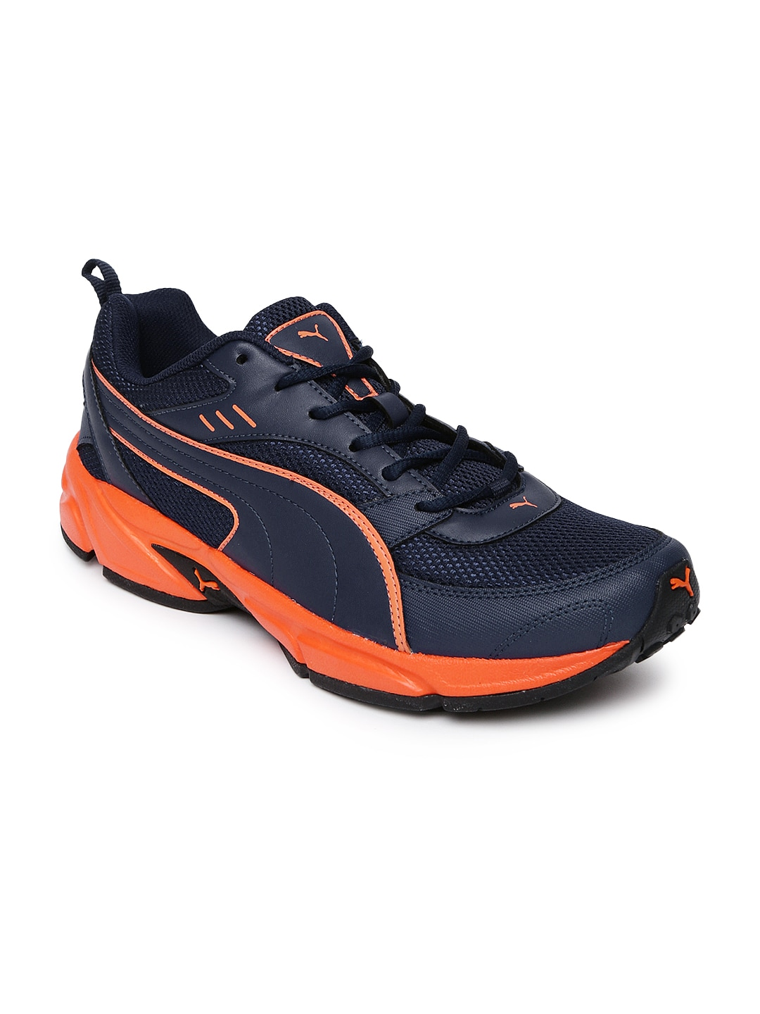 5aa190feecbbc3 Puma 18937209 Men Navy Atom Fashion Running Shoes - Best Price ...