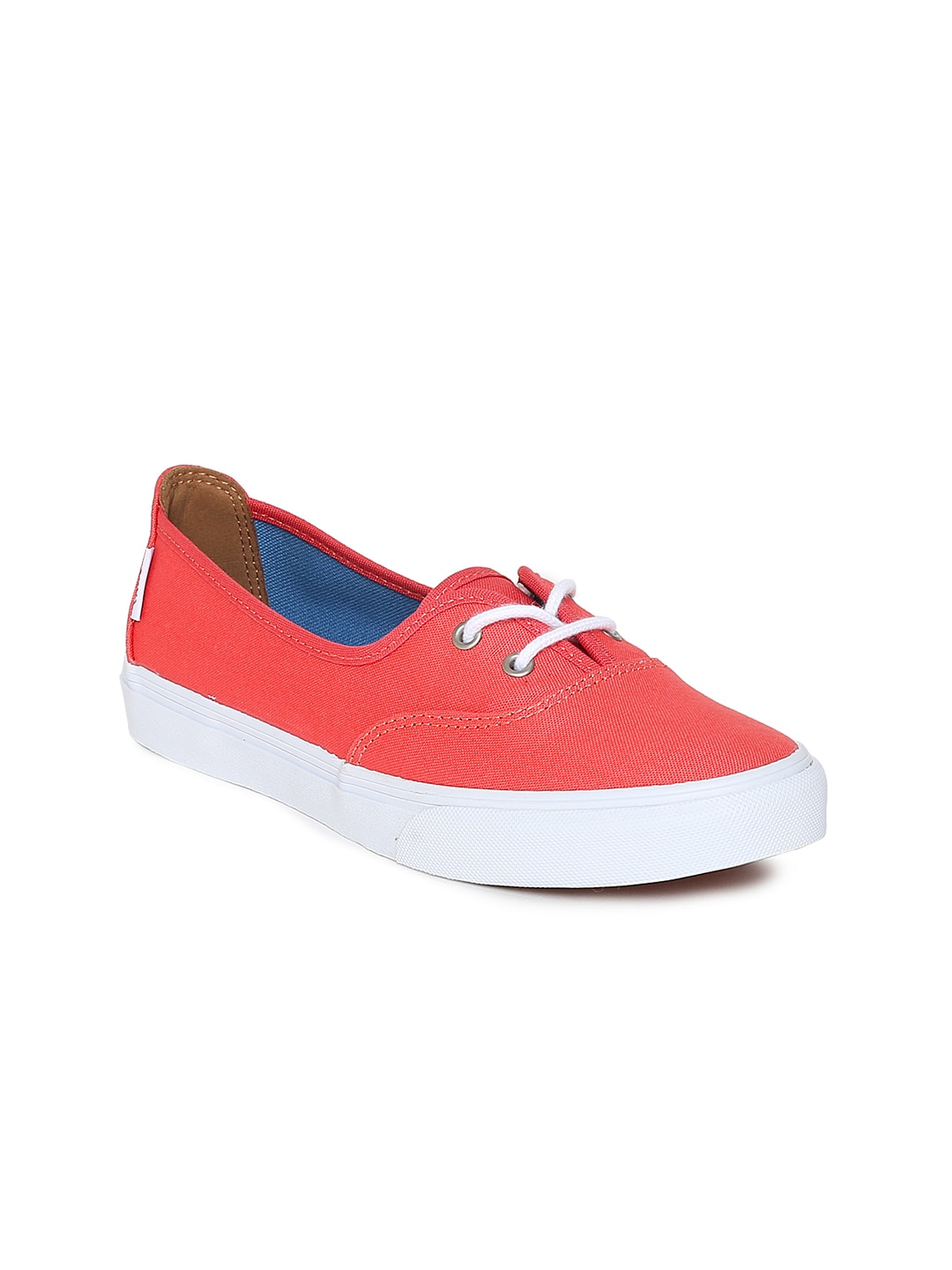704911d6943e Vans Solana Sf Peach Casual Sneakers for women - Get stylish shoes ...