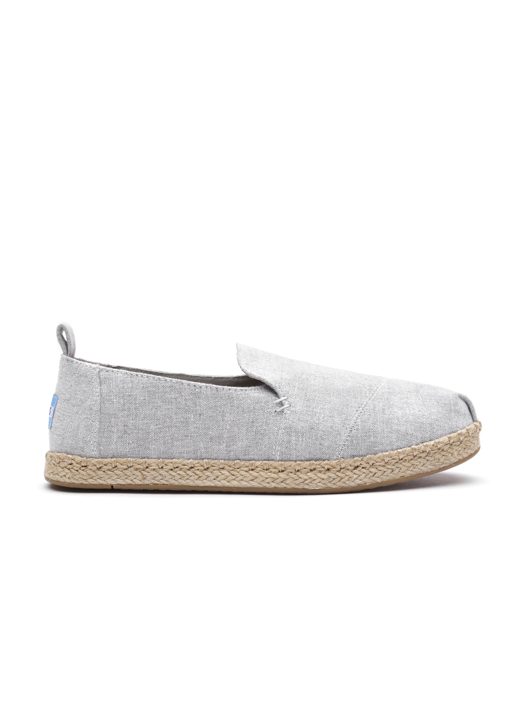 079ae50eac5 Buy TOMS Women Taupe Striped Espadrilles - Casual Shoes for Women ...