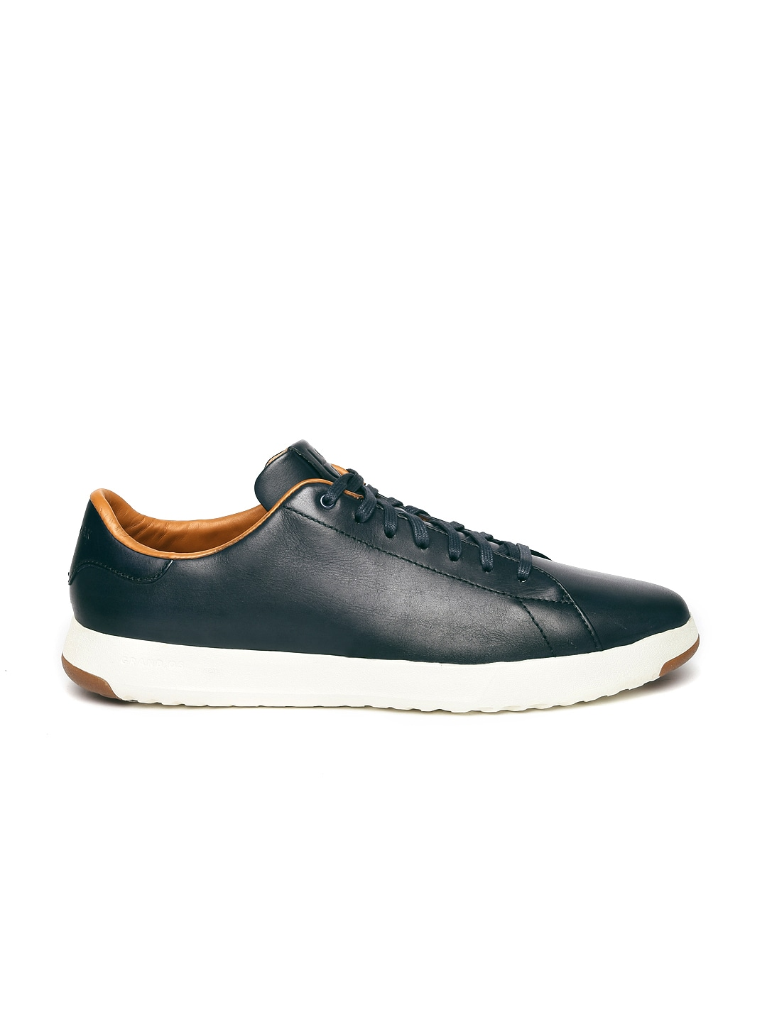 260f393bc6e Buy JOHNSTON   MURPHY Men Navy Suede Perforated Casual Shoes ...
