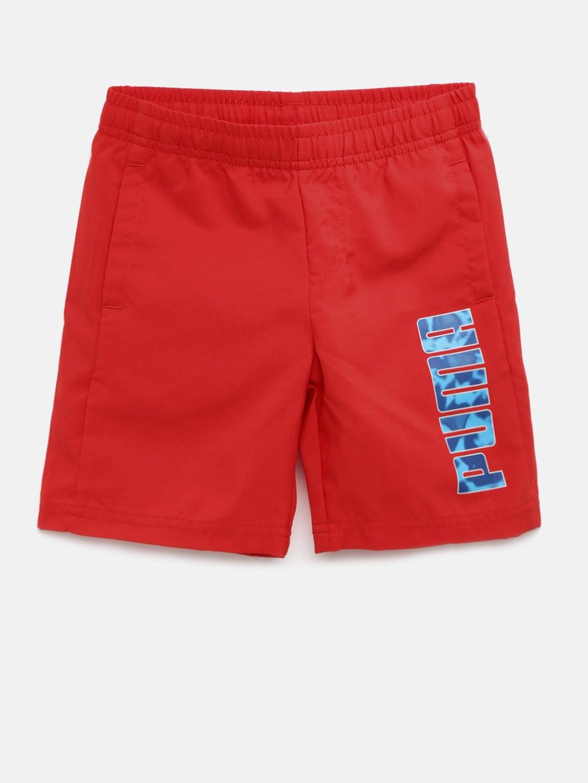97c91b74b737 Buy Reebok Boys Coral Red Core Poly Knit Printed Detail Training ...