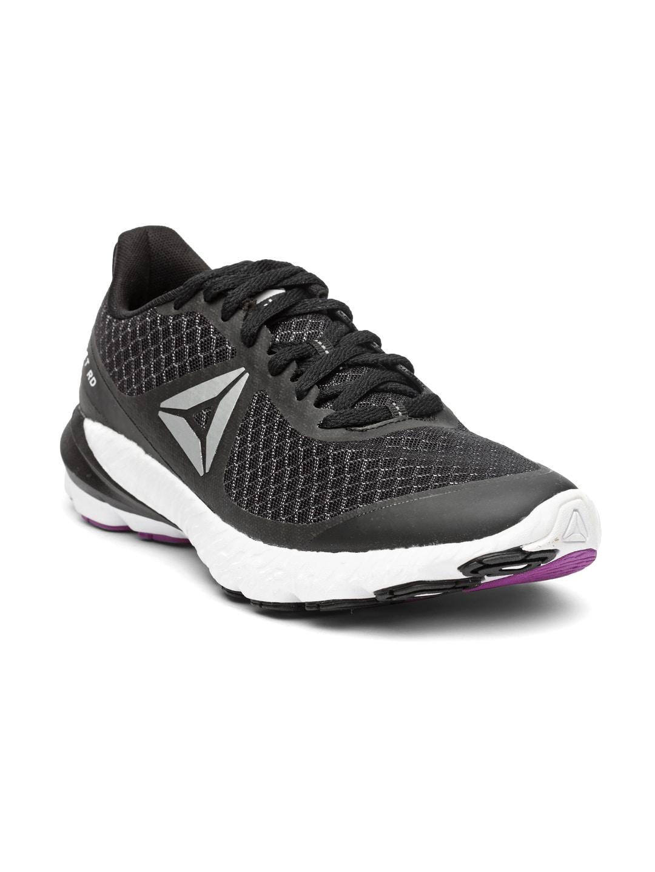 Buy Reebok Women Black Jet Dashride 6.0 Running Shoes - Sports Shoes ... f4329c1b4
