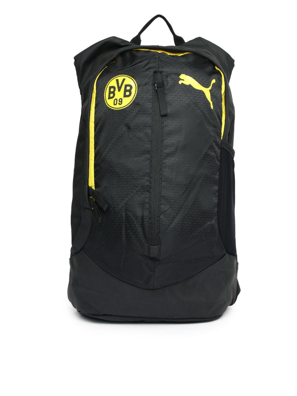 7d685a8518d3 Buy Puma Unisex Black Scuderia Ferrari Fanwear Backpack - Backpacks ...