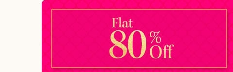 - Get 80% OFF on Stylish Fashion
