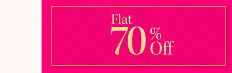 - Get 70% OFF on Trendy Fashion