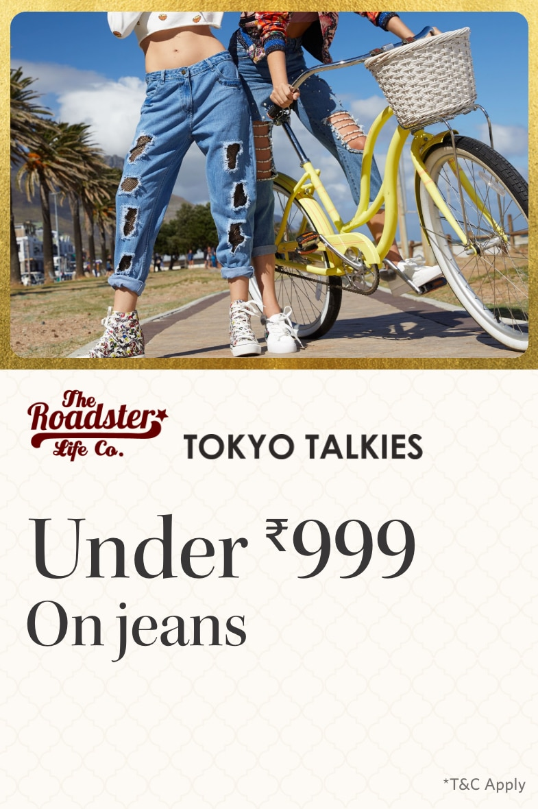 myntra.com - Women Jeans and Men Jeans under ₹999