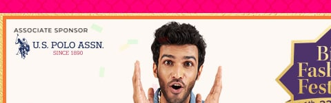 myntra.com - Big Fashion Festival – Get Upto 80% discount