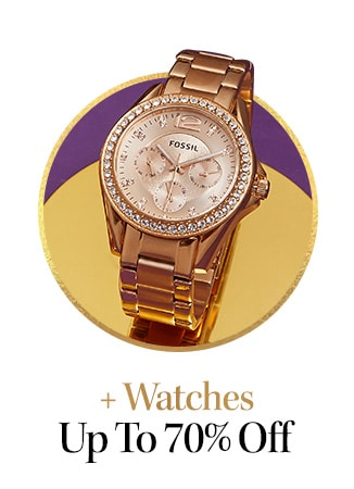 myntra.com - Avail Up to 70% Off on Watches