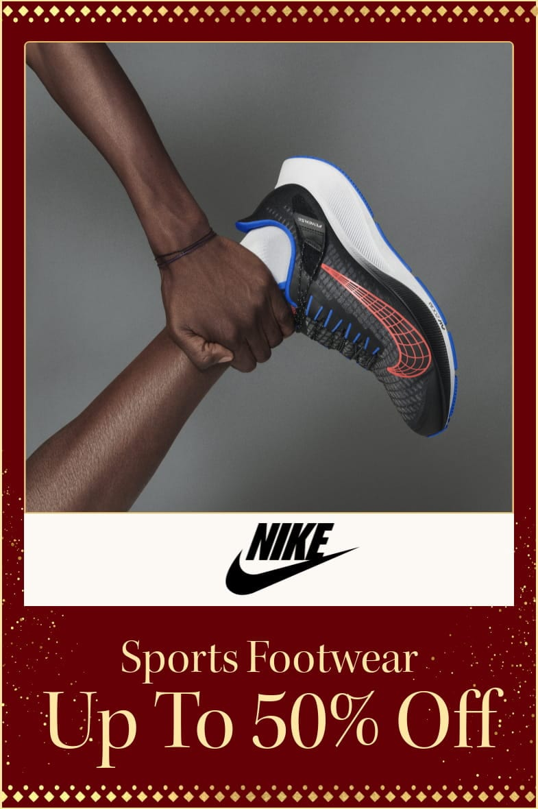 myntra.com - Get Up To 50% OFF on Nike Sports Footwear for Men and  Women