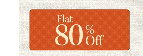 myntra.com - Get Flat 80% Off on Fashion